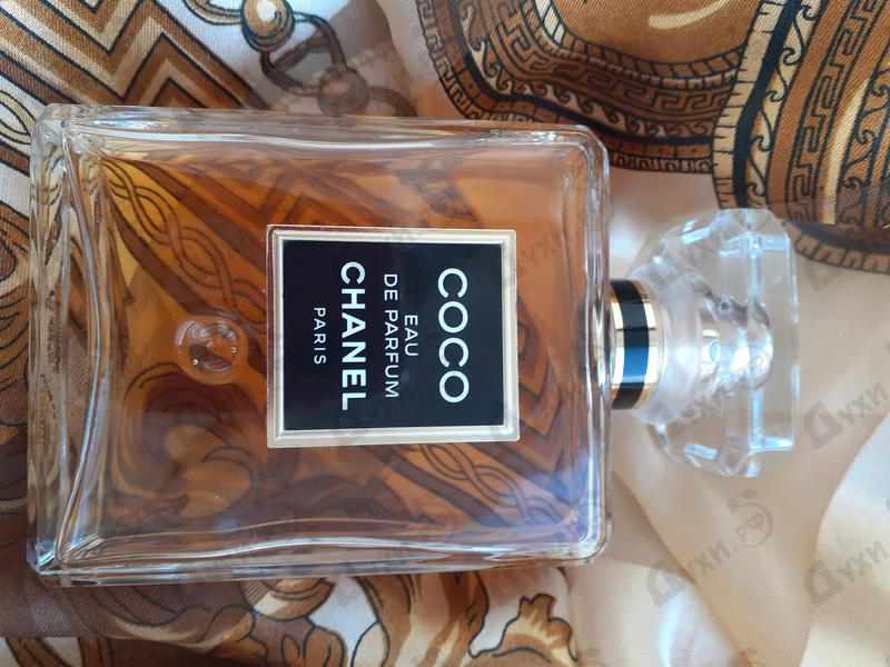 Парфюмерия Chanel Coco