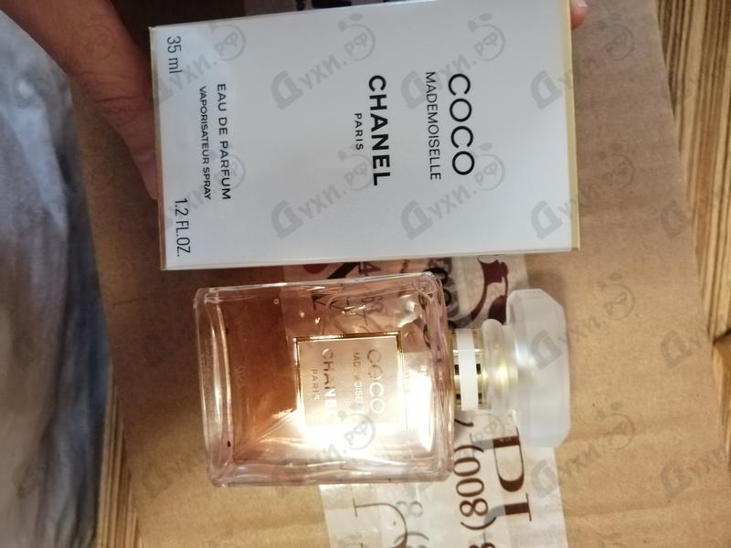 Отзывы Chanel Coco Mademoiselle