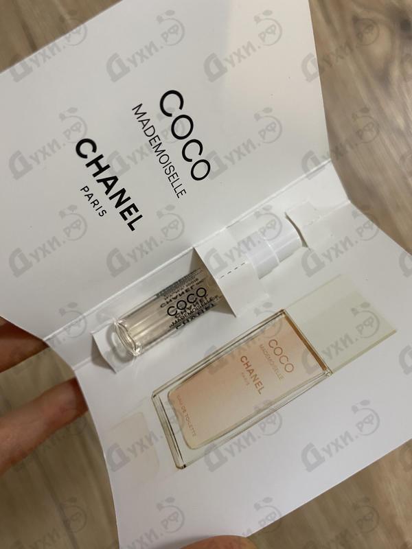 Духи Coco Mademoiselle от Chanel