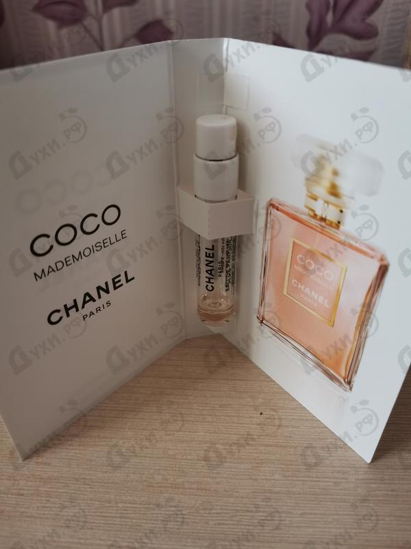 Отзыв Chanel Coco Mademoiselle