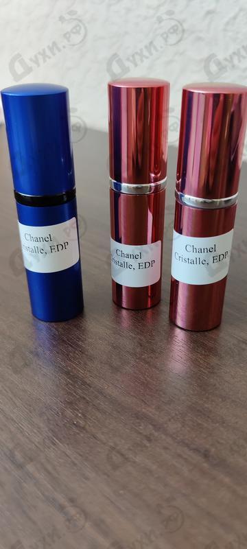 Парфюмерия Chanel Cristalle