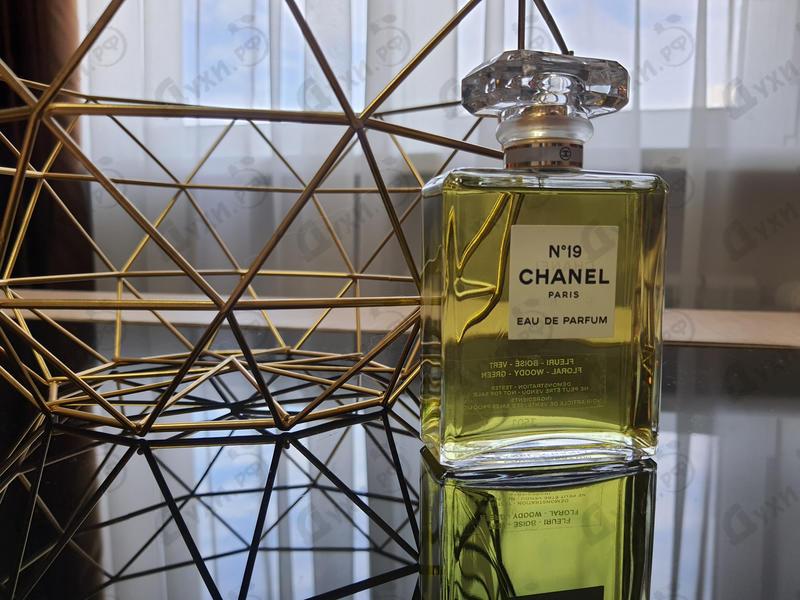 Парфюмерия Chanel 19