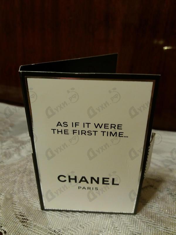 Духи 5 Eau Premiere от Chanel