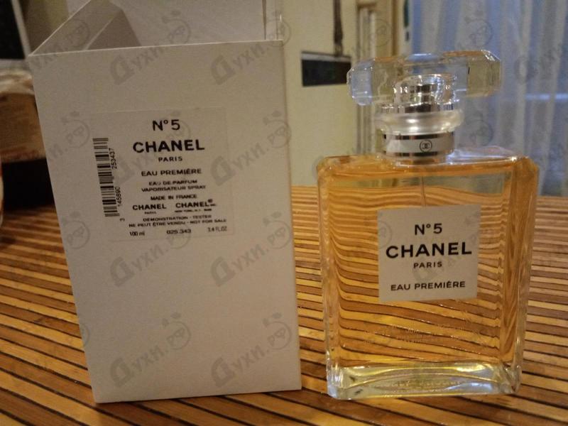 Отзыв Chanel 5 Eau Premiere
