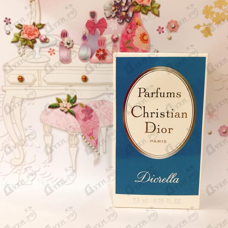 Духи Diorella от Christian Dior