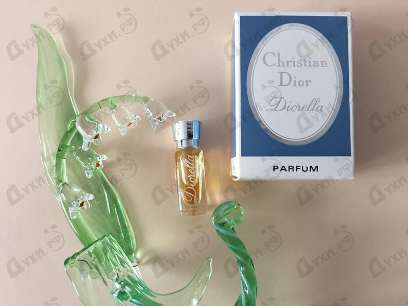 Парфюмерия Diorella от Christian Dior