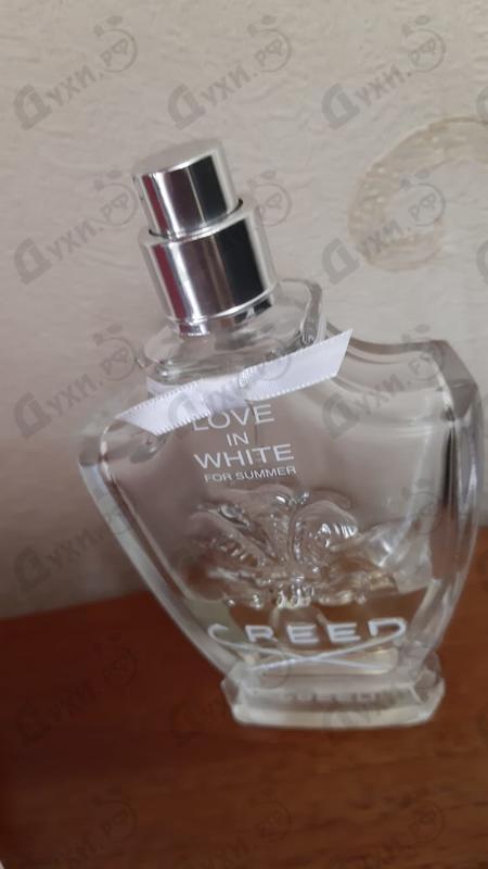 Парфюмерия Love In White от Creed
