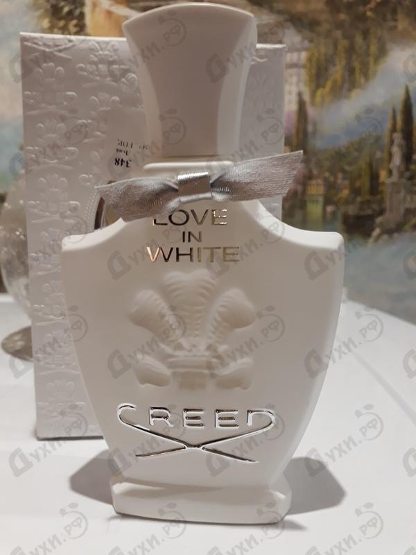 Духи Love In White от Creed
