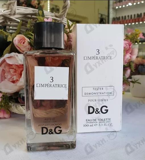 Духи 3 L'imperatrice от Dolce & Gabbana