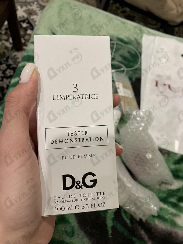 Купить 3 L'imperatrice от Dolce & Gabbana