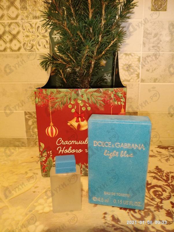 Купить Dolce & Gabbana Light Blue