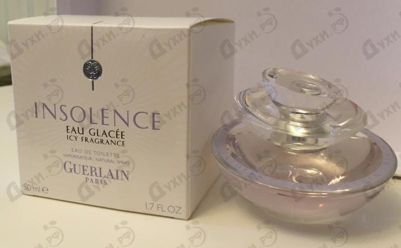 Духи Insolence Eau de  Glacee от Guerlain