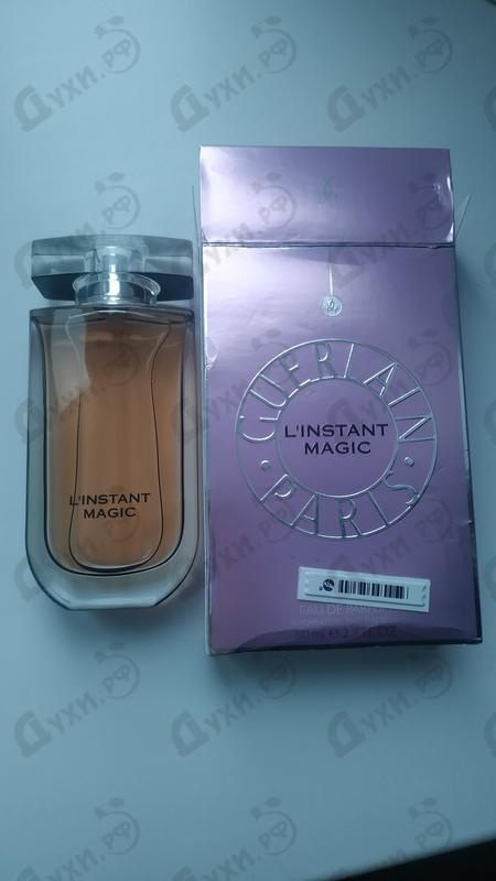 Отзыв Guerlain L'instant Magic
