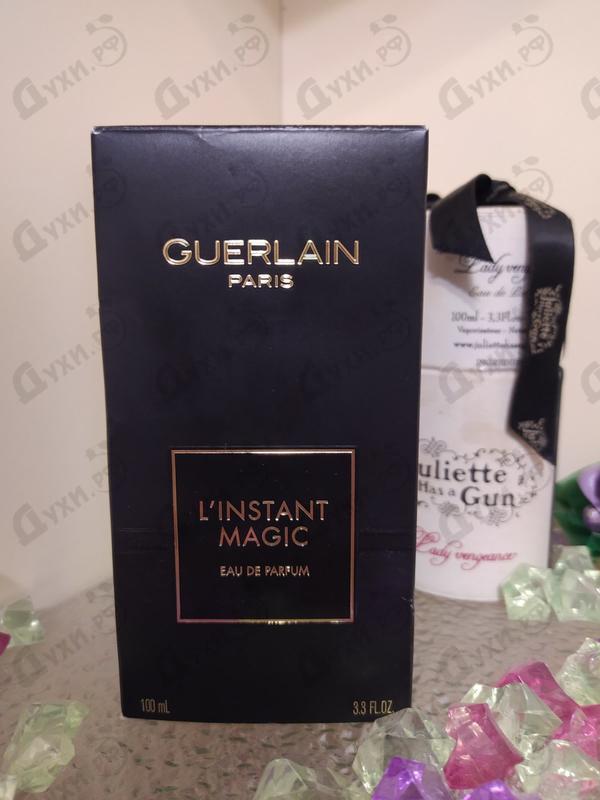 Духи L'instant Magic от Guerlain
