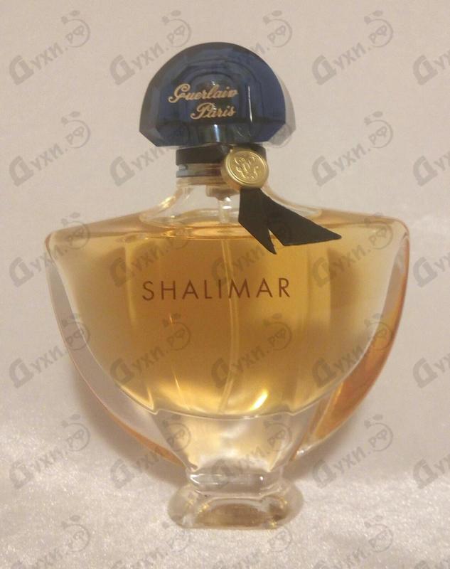 Духи Shalimar от Guerlain