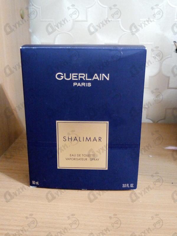 Парфюмерия Guerlain Shalimar