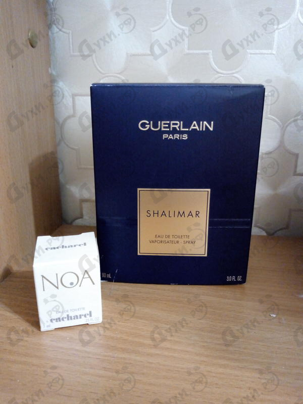 Парфюмерия Shalimar от Guerlain