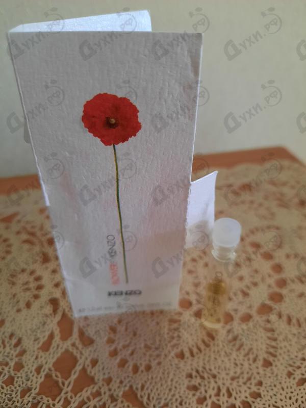 Отзыв Kenzo Flower by Kenzo