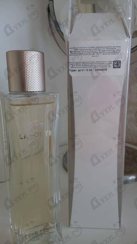 Купить Lacoste Pour Femme