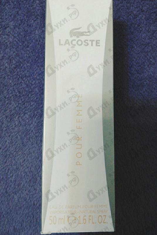 Отзыв Lacoste Pour Femme