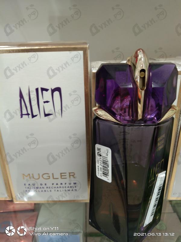 Купить Thierry Mugler Alien