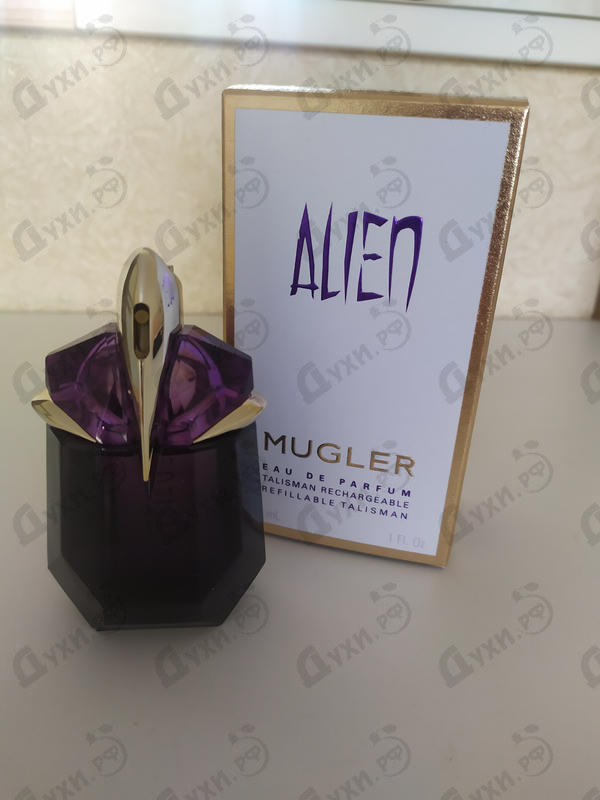 Отзывы Thierry Mugler Alien