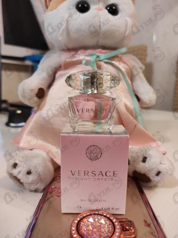 Духи Bright Crystal от Versace