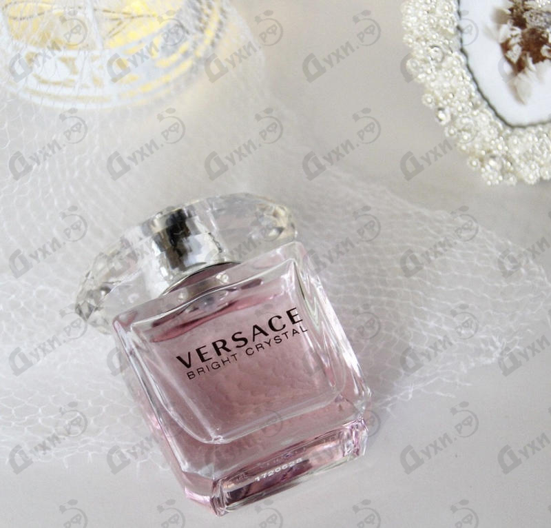 Отзыв Versace Bright Crystal