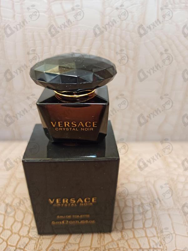 Духи Crystal Noir от Versace