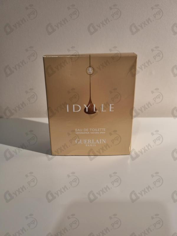Отзыв Guerlain Idylle