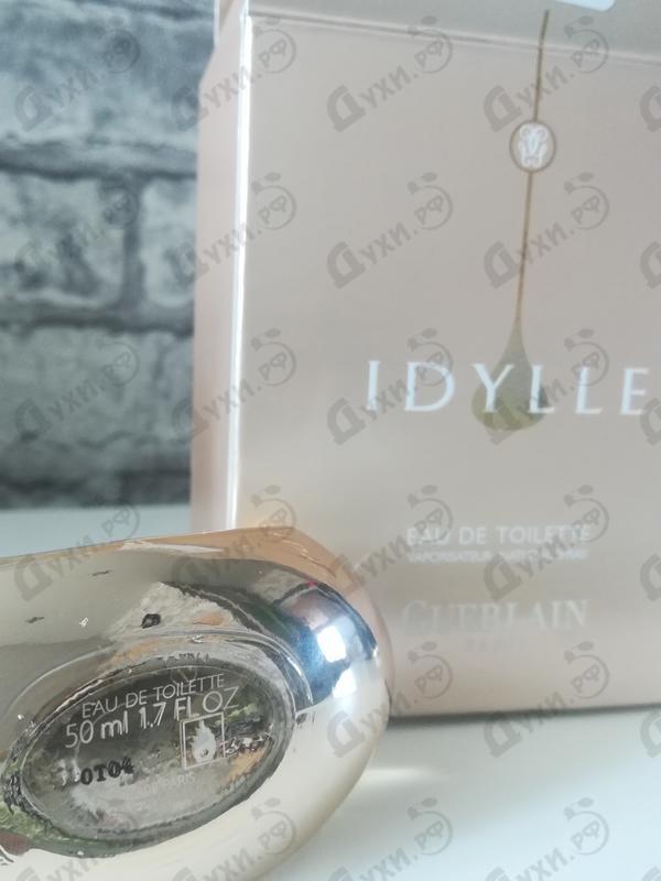 Парфюмерия Idylle от Guerlain