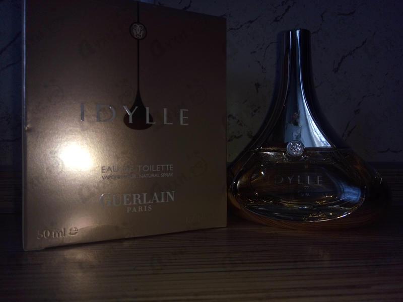 Отзывы Guerlain Idylle