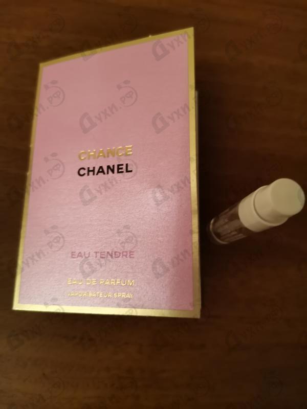 Парфюмерия Chance Eau Tendre от Chanel