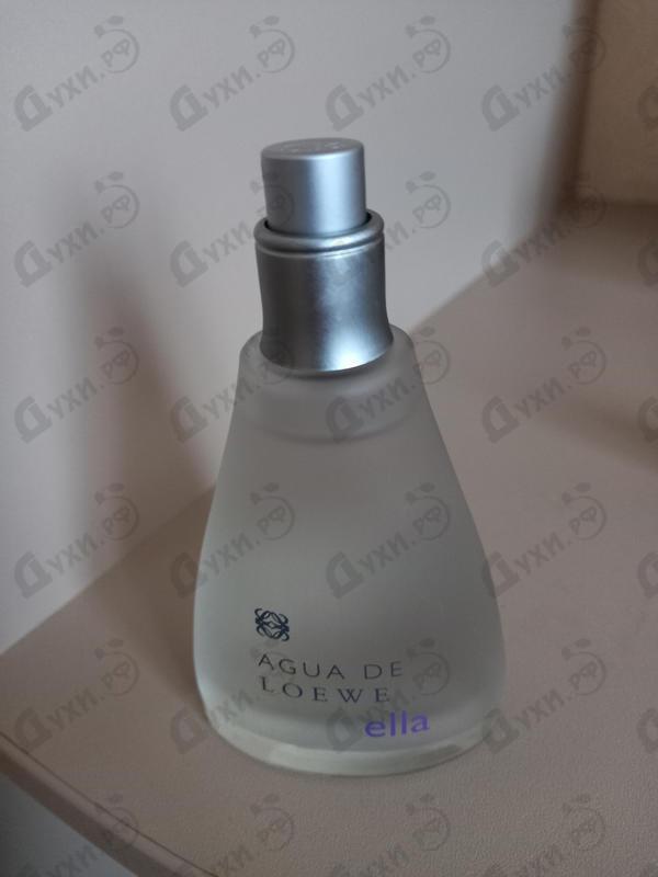Купить Agua De Loewe Ella от Loewe