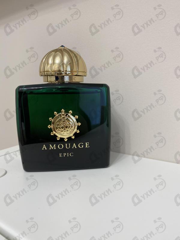 Духи Epic от Amouage